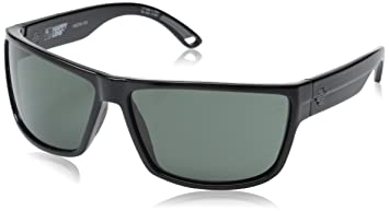 Spy Gafas de Sol Rocky Negro Black-Happy Gray Green Talla ...