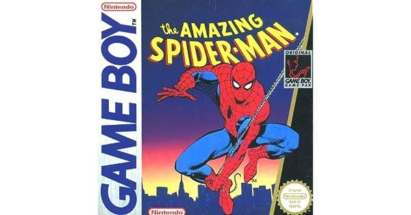 The Amazing Spider-Man Game Boy Pal España: Amazon.es: Videojuegos