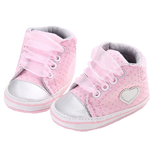 6a46e12cd Thefoud Infant Toddler Baby Boy Girl Soft Sole Crib Shoes Sneaker Newborn Casual  Shoes ((