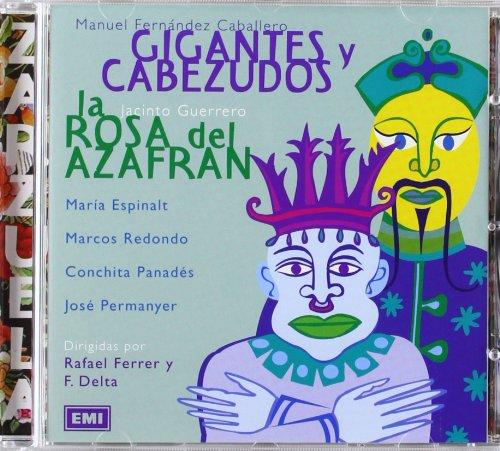 Rosa Del Azafran - Gigantes Y by coro