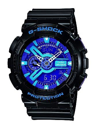 48eca5a9c81b8 Amazon.com  Casio Men s XL Series G-Shock Quartz 200M WR Shock Resistant  Resin Color Black
