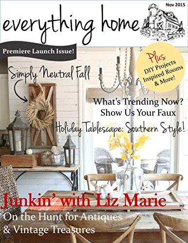 Everything Home Magazine (November 2015)