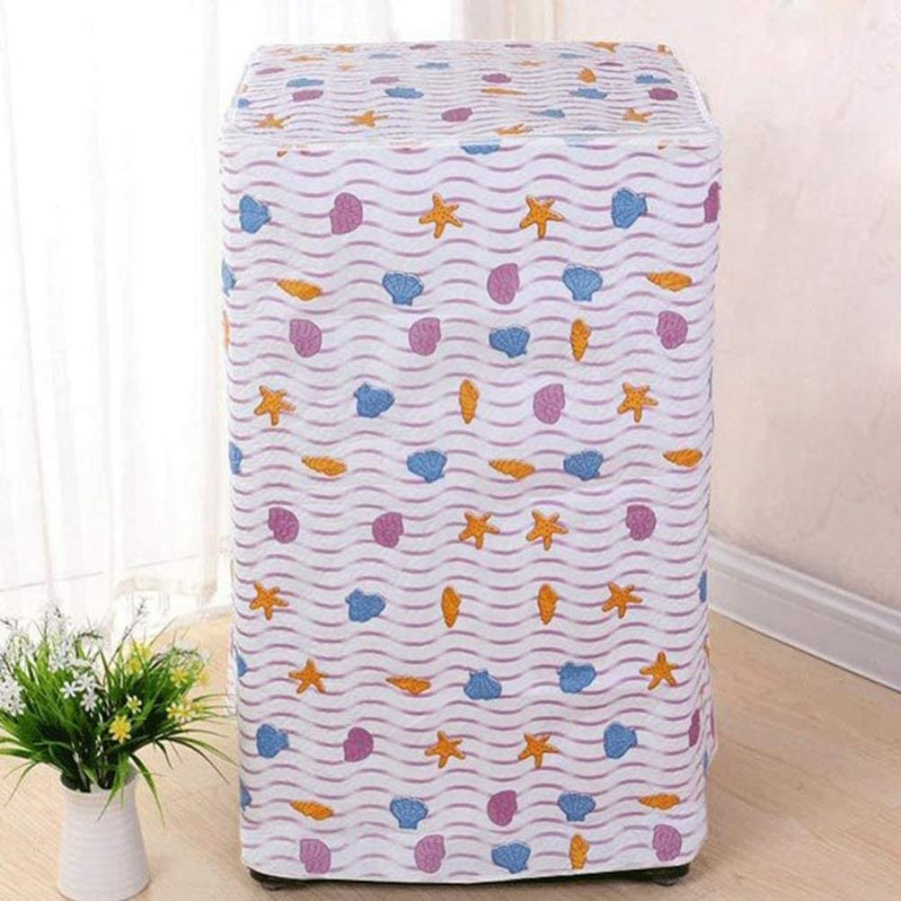 BESPORTBLE 1pcs Washing Machine Covers Waterproof Zippered Durable Practical Covers for Protection Washing Machine
