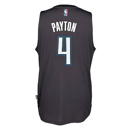 eb9b567ab adidas Elfrid Payton Orlando Magic NBA Black Official Climacool Alternate Swingman  Jersey For Men (XL