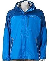 Mens Columbia Summit Lift Interchange Hooded Winter Jacket