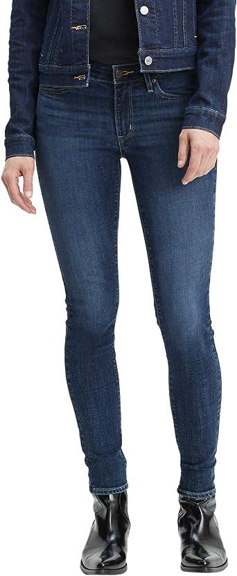 Jeans Levis 711 Skinny Classic Bleu: : Vêtements et