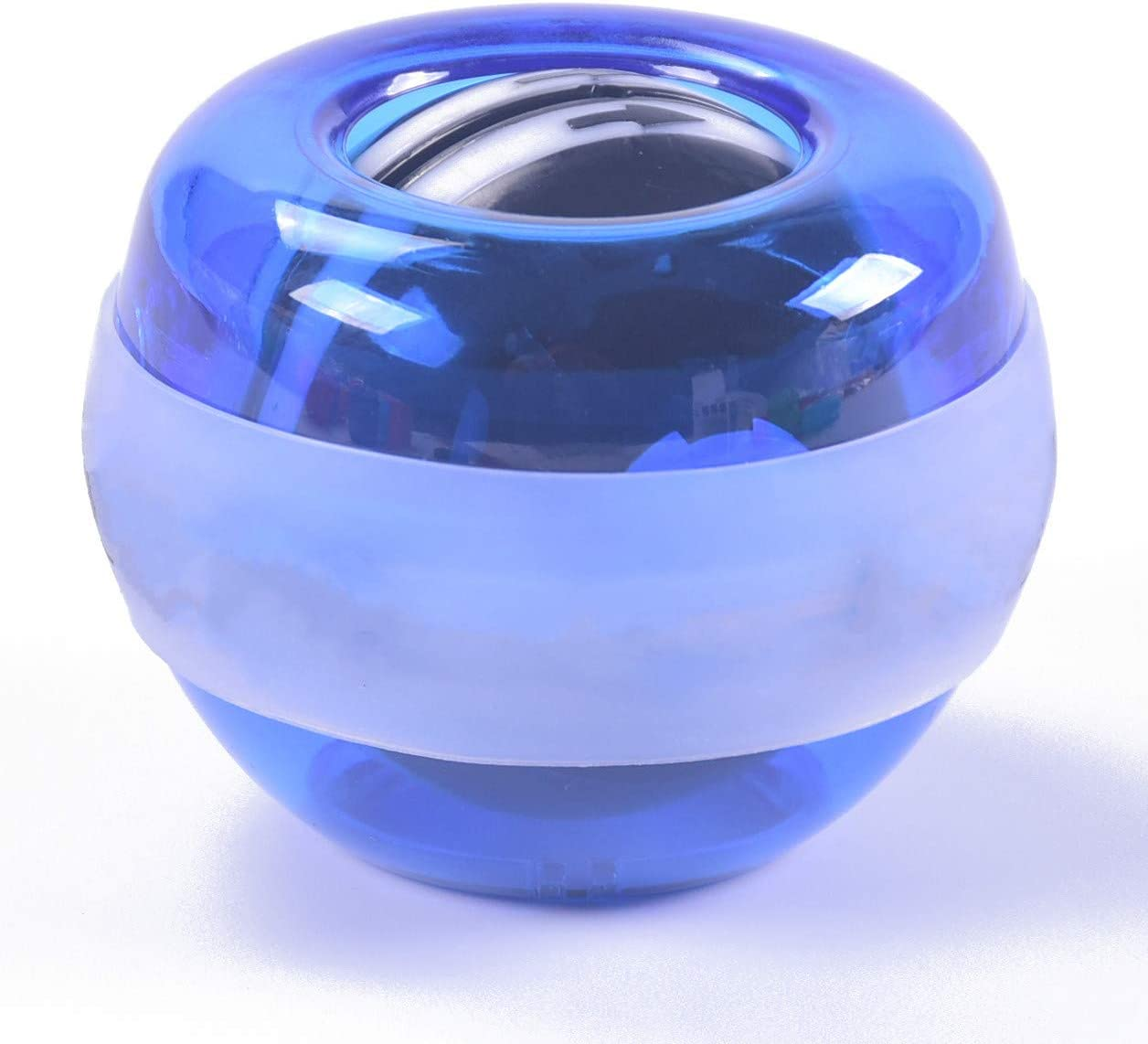 Tangminyidi Power Gyroscopic Ball,Auto-comenzando mu/ñeca Bola de mu/ñeca Fuerza de mu/ñeca Bola de Gravedad Bola de la mu/ñeca Dedo de la Fuerza de la Bola girosfera
