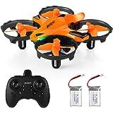 HELIFAR H803 Mini Drone, Drone telecomandata con Funzione di Evitare degli Ostacoli a infrarossi, Controllo Facile con Senso dei gesti, Altitude Hold Regalo per Natale per Bambini