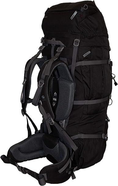 MOUNT 100L Sac /à dos trekking Tashev S 20L de 100 /% Cordura/® avec housse de pluie