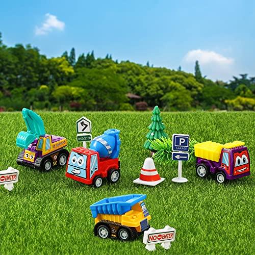 Shindel 6PCS Fairy Artificial Grass, Grass Mats for Miniature Garden Buildings, Artificial Garden Grass, 3 Size