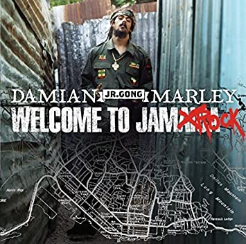cd welcome to jamrock