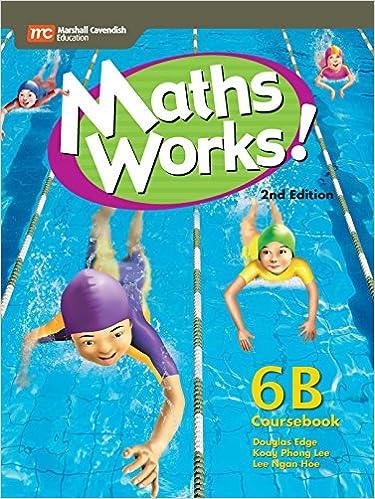 Maths Works! Coursebook 6B (2nd Edition): Amazon.com: Books