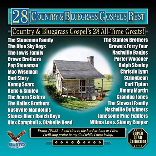 28 Country & Bluegrass Gospel's Best