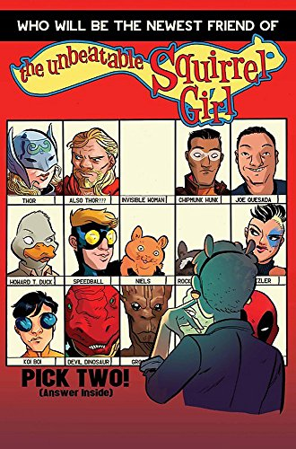 (The Unbeatable Squirrel Girl Vol. 2: Squirrel You Know It's True)