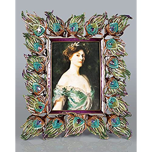 Jay Strongwater Picture Frames: Amazon.com