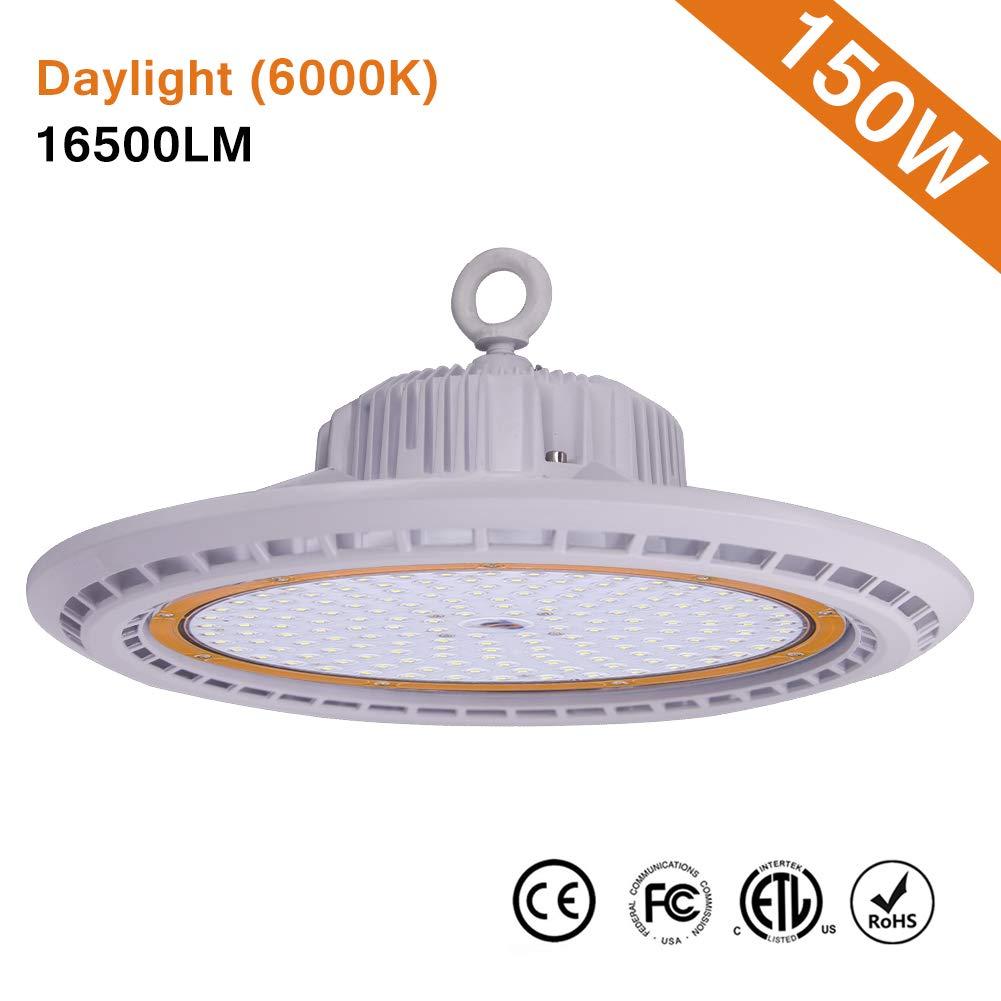MOTENT Hallenstrahler UFO LED Industrie und -Hallenlampe Led High Bay Licht 150W