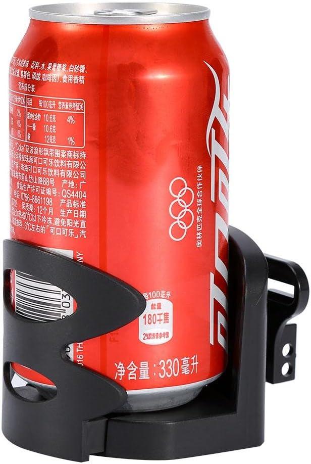 Qiilu Adjustable Auto Car Vehicle Air Vent Outlet Beverage Cup Drink Bottle Holder Stand Mount Clip-o