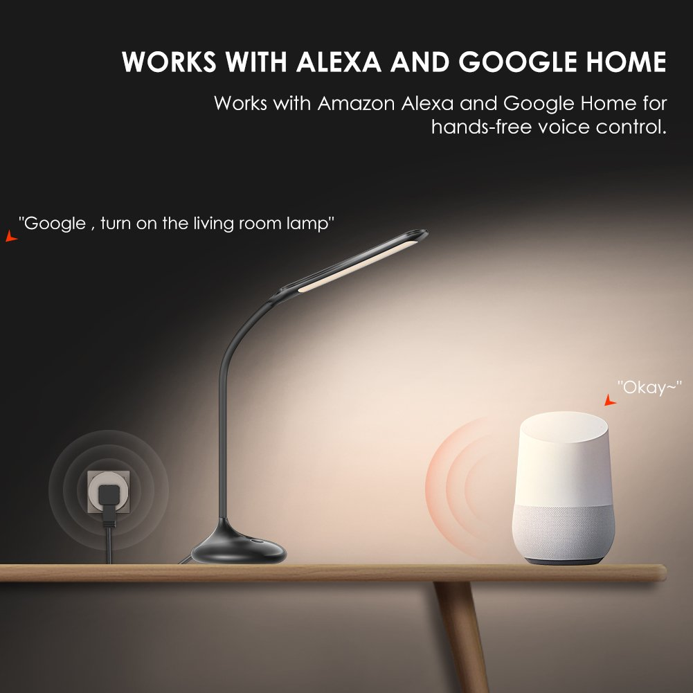 No Hub Required White FCC ETL Certified Smart Plug Works with Alexa Google Assistant IFTTT for Voice Control Teckin Mini Smart Outlet Wifi plug with Timer Function