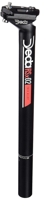 Deda RSX 01 Seatpost//Seatpillar Black 27.2mm 350mm