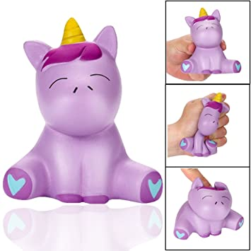 Amazon.com: Adpartner Squishies Slow Rising Toys: Toys & Games