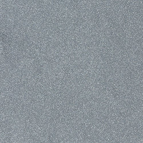 fine Polyester Glitter, Super Silver Powder, 1/2 ounce