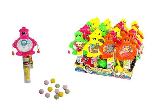 Lote de 30 Mini Juguetes con Caramelos