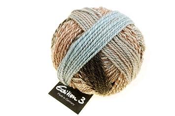 EDITION 6 Schoppel 50g 100/% Wolle Merino Farbverlauf Fb 2362  Blauschleier
