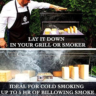 MYCRITEE Maze Pellet Smoker Tray 3.5