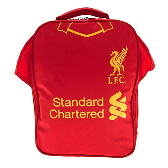 2e0fe0891 Liverpool F.C. Kit Lunch Bag: Amazon.co.uk: Kitchen & Home