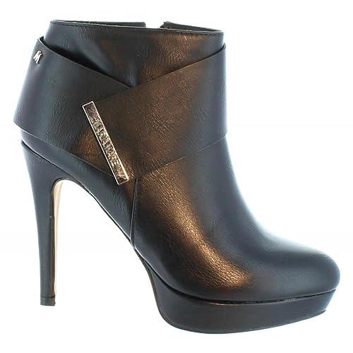 Botines de Mujer MARIA MARE 61024 NAPAL NEGRO Talla 36: Amazon.es: Zapatos y complementos