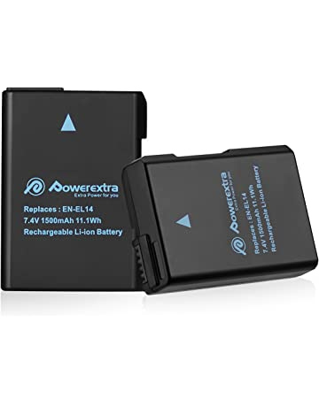 Amazon.es: Baterías y cargadores - Accesorios: Electrónica ...