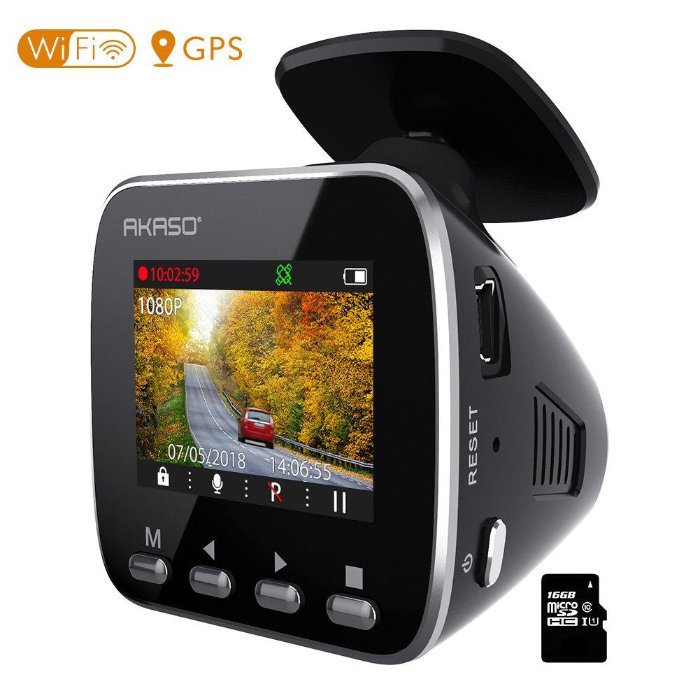 Dash Cam Dashboard Recording Camera