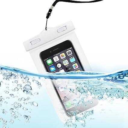 Amazon com : Waterproof Case, LALOPEZ Clear Transparent Universal