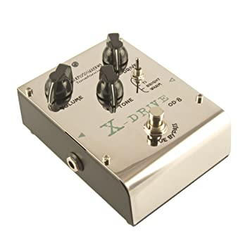 Biyang OD8 Three Chip Tubescreamer Clone Overdrive Pedal: Amazon.es: Instrumentos musicales