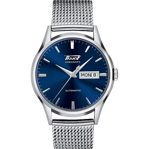 Tissot T1094301104100 - Reloj de Pulsera para Hombre (Acero Inoxidable y visodado)