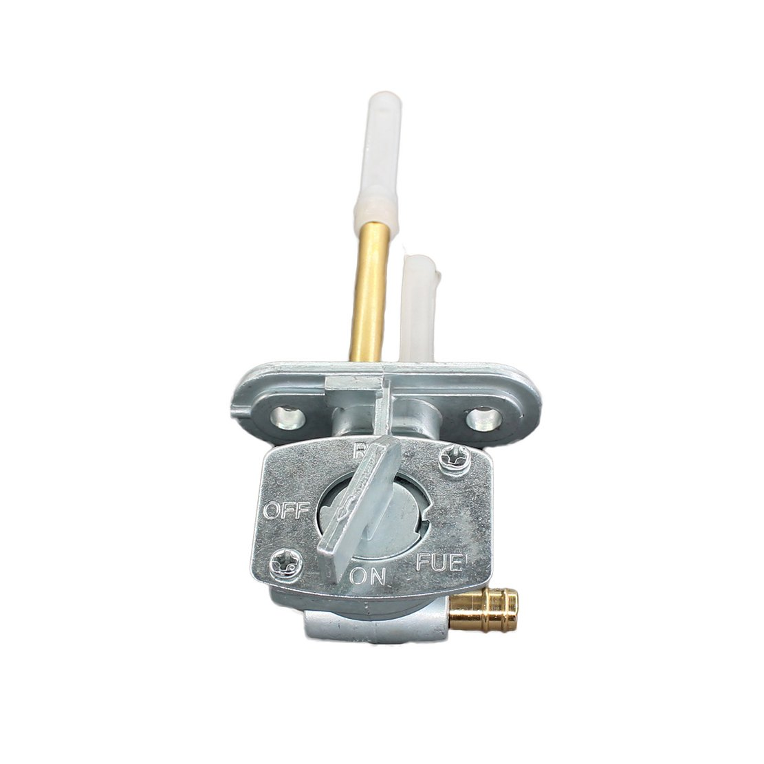 USPEEDA Gas Fuel Switch Petcock Valve Shutoff for Yamaha YFM50 YFM80 YFM100 YFZ450 YFZ 450 YF60 YTM225 YTM200 YFM250 YFM350 YFM660 YFS200 Bear Tracker 250 Big Bear 250 350 Grizzly 600 Raptor 350