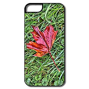 Cool Fallen Leaf HDR IPhone 5/5s Case For Couples