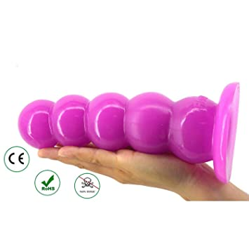 AKIROKY Anall Beads Pleasing Toys XL Dilatador Anaels Plug for Men Women Massaging Wand (Color