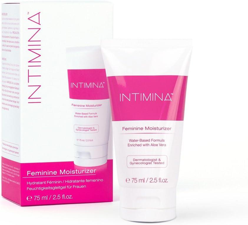 Hidratante Femenino INTIMINA - Gel lubricante de aloe sin parabenos