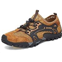 Zapatillas de Agua para Senderismo para Hombre Zapatillas New Balance Zapatos para Hombre de Secado rápido Malla Ligera…