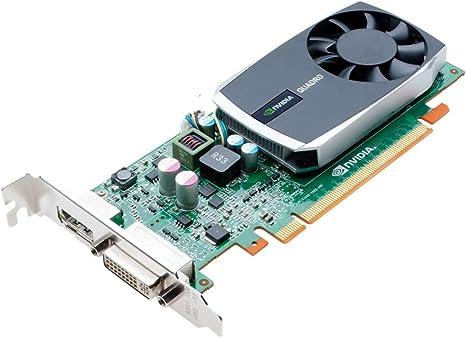 PNY NVidia Quadro 600 1GB DDR3 DVI DP PCIe Video Graphics Card VCQ600V2U-T