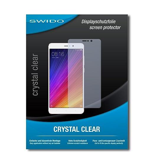 2 opinioni per 2 x SWIDO® Pellicola Protettiva Xiaomi Mi 5s Plus Screen Protector Pellicola