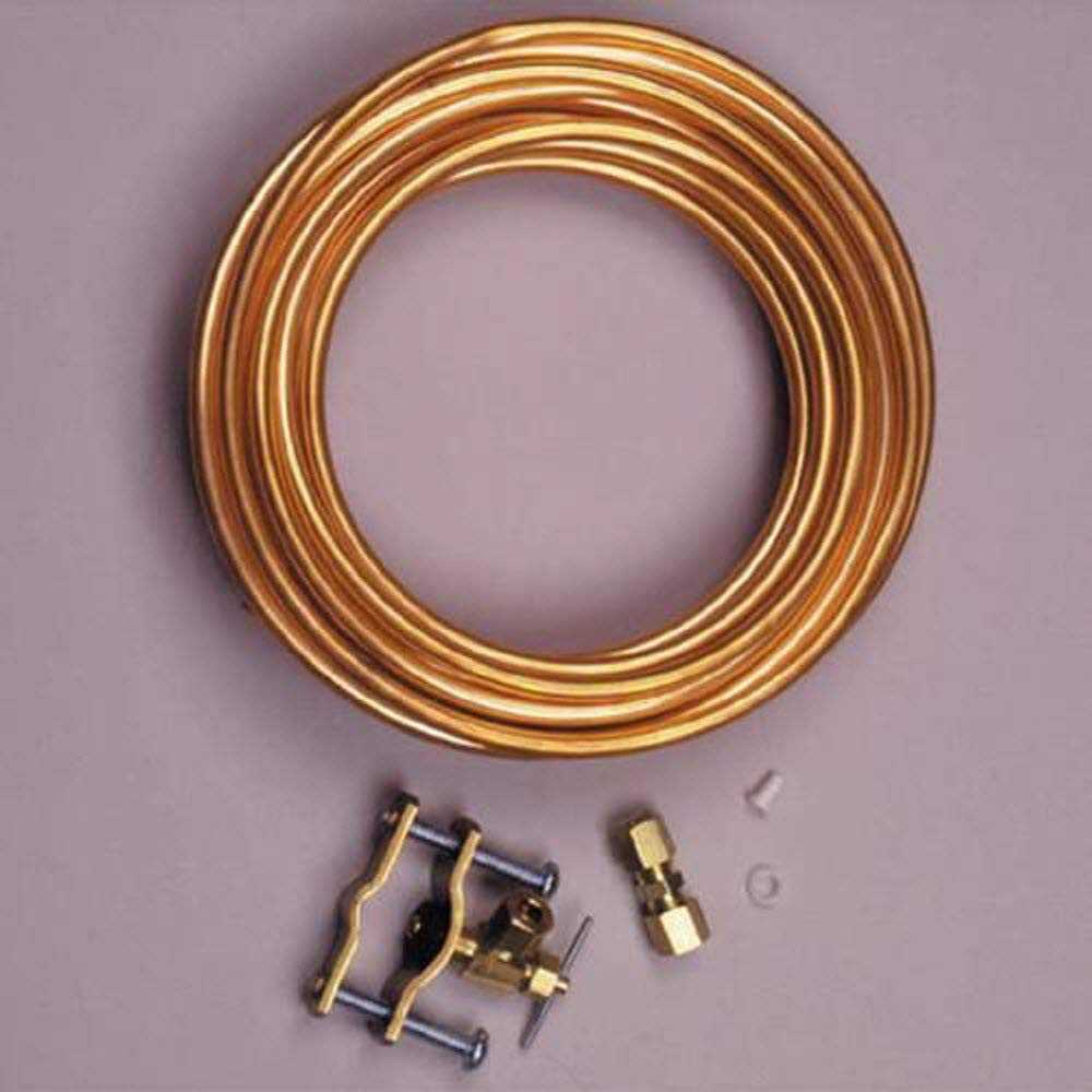 Kenmore 3844401 Refrigerator Water Line Installation Kit Genuine Original Equipment Manufacturer (OEM) Part