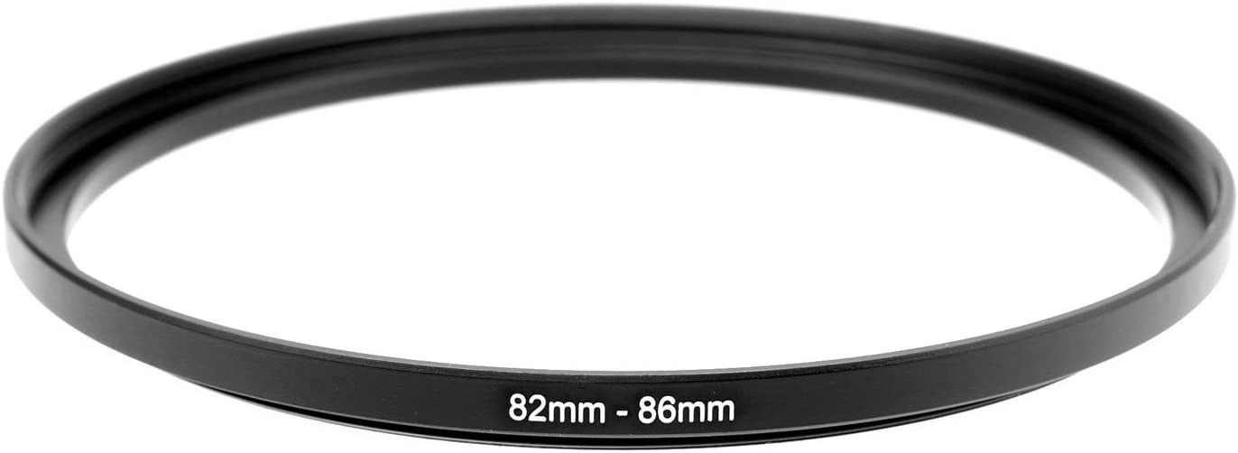Compatible with Contax Generic 82mm to 86mm Adapter Ring