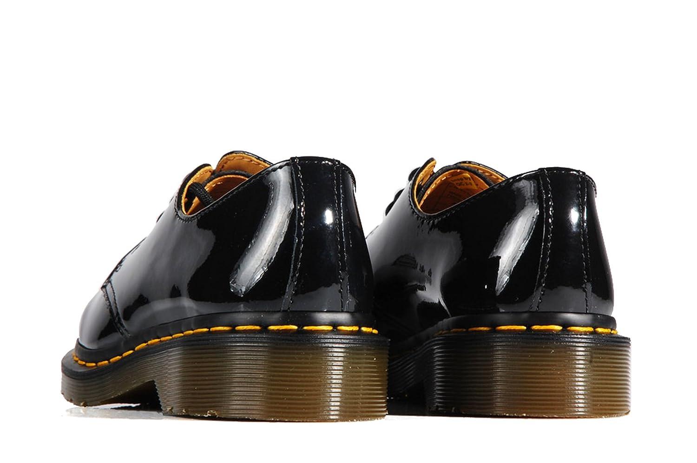 Dr. Martens 1461 Patent schwarz Classic schuhe schuhe schuhe 3 Eyelets – Schuhe Lack schwarz  a5f85c