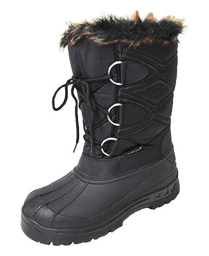 Waterproof Men/'s Black Rain Boots SKADOO Sizes 7-13 BRAND NEW!