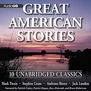 Great American Stories Audiobook