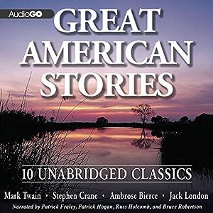 Great American Stories Audiobook