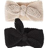 Headband Girls Headwrap Triangle Print Headband Toddler Headband Headwrap Baby Headwrap Headband Knot Headband Rabbit Ear Headband