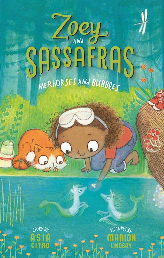Download Merhorses and Bubbles (Zoey and Sassafras) ebook